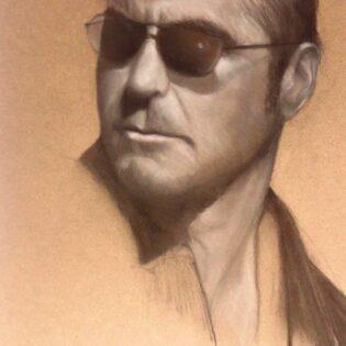 Gorgeous George – George Clooney