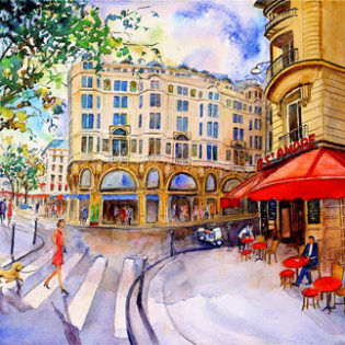 Cafe St Andre