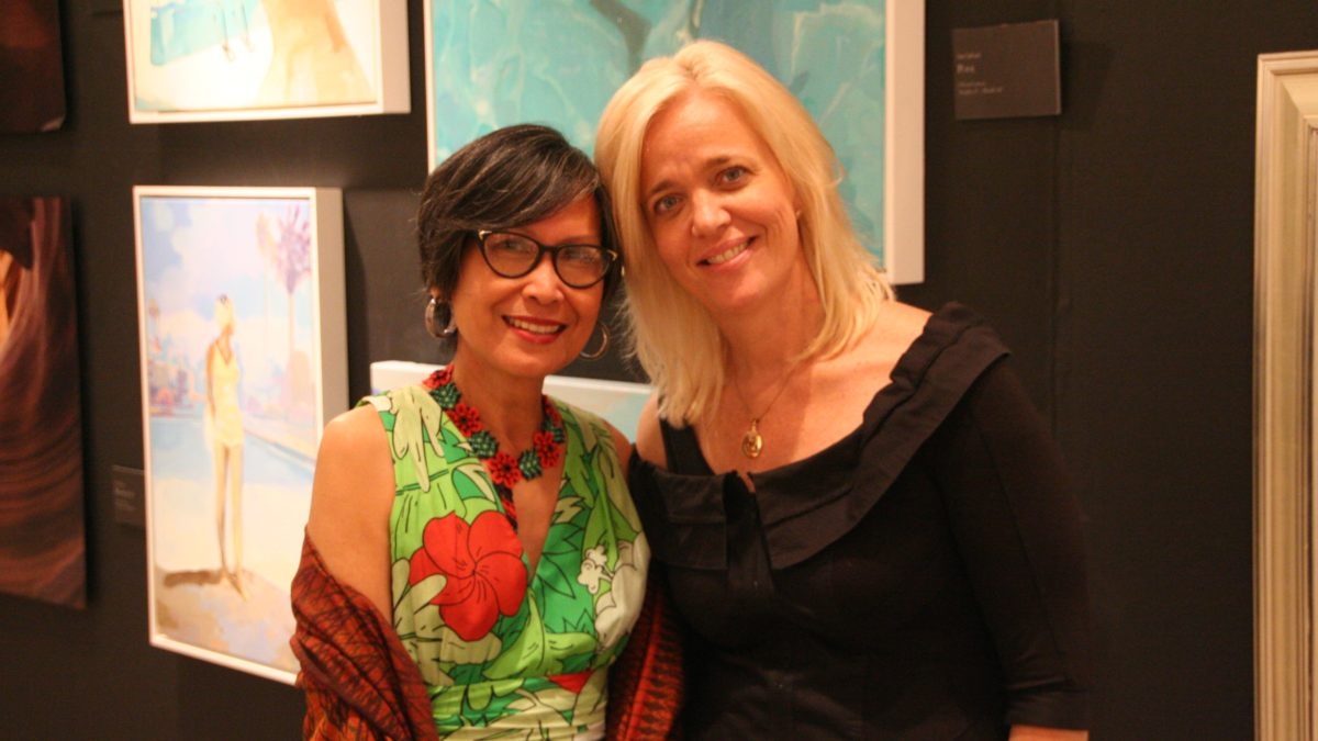 Marlissa Gardner of Emillions Art