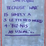 SAMO©…Because War…