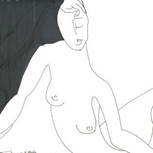 Reclining Woman I