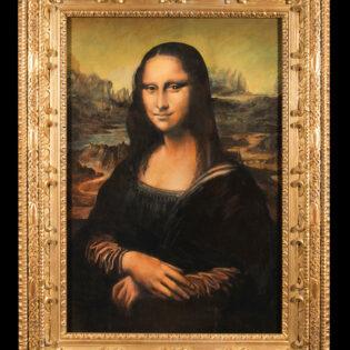 Mona Lisa: The Secret in the Eye