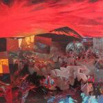Etna Fire Storm, No. 1