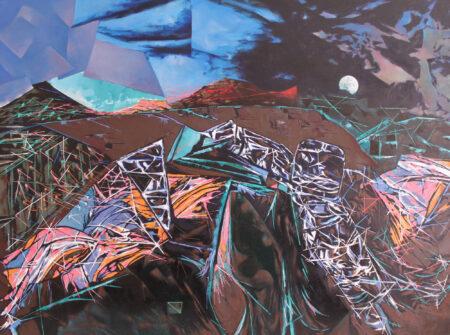 Jeffrey A. Dering, Neon Valley Moon
