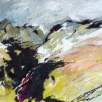 Spring Glacier, No. 1