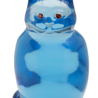 Fat Blue Cat