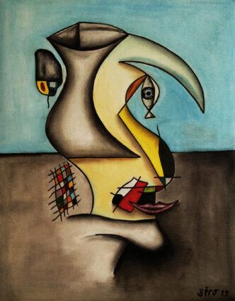 Cubisme et Surrealisme by Alain Beraud