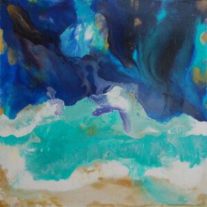 Mountain Waves by Rachel Pierce