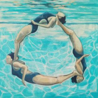 Underwater Mandala Trio