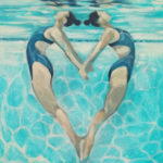 Underwater Arching Duo