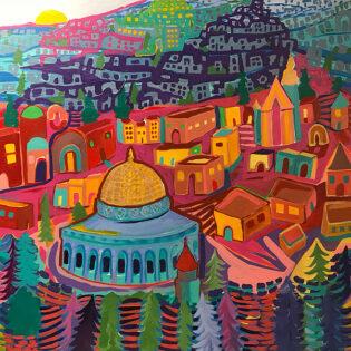 Remembering Jerusalem