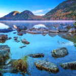 Jordan Pond Morning