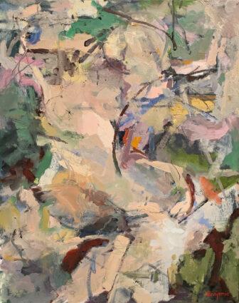Frolic In The Woods by Teresa Benjamin