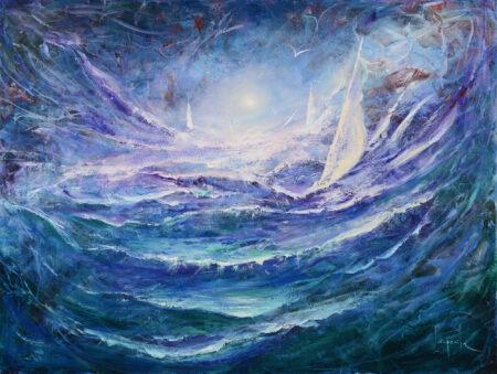 Storm Surge by Dario Campanile