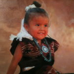 Portrait of Little Miss Sniffles