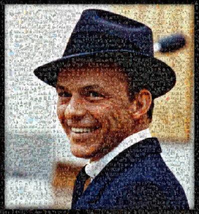 Frank Sinatra by Robin Austin