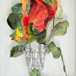 Pepper Flower by Denise Cummings