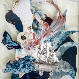 Silver Water by Denise Cummings