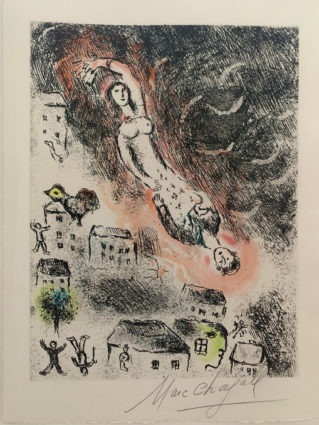 Aragon Suite by Marc Chagall