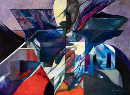 Aviatrix by Joan Sonnenberg