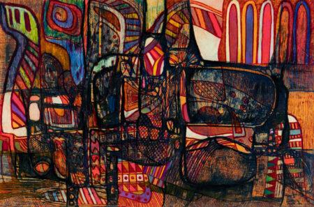 Enclave Of Cultural Design by Joan Sonnenberg