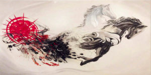 Equestrian Equinox by John Robbolino Jr.