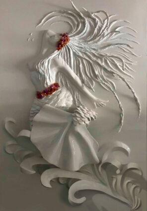 Goddess of the Sea by John Robbolino Jr.