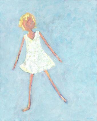 Fresh Linen by Amy Moglia Heuerman