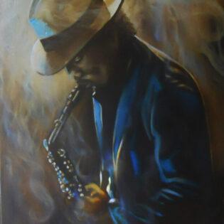 Sax of Blues