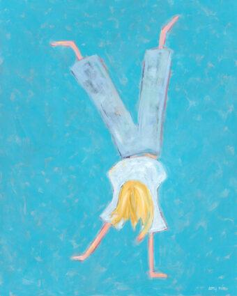Topsy Turvy by Amy Moglia Heuerman