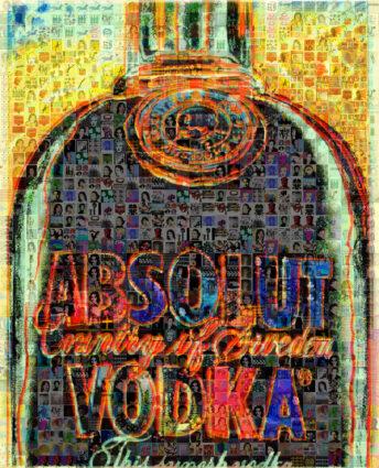 Absolut Warhol by Robin Austin