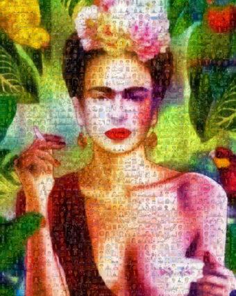 Frida by Robin Austin