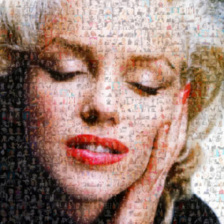 Marilyn Monroe Reflection