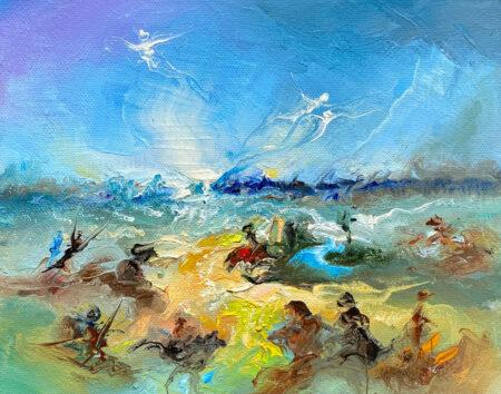 The Gathering by Dario Campanile