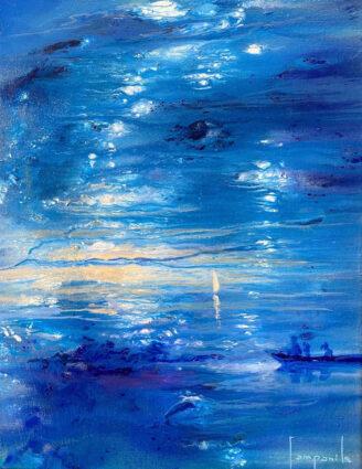 Glisten by Dario Campanile