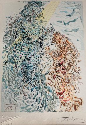 Paradise 11 by Salvador Dali